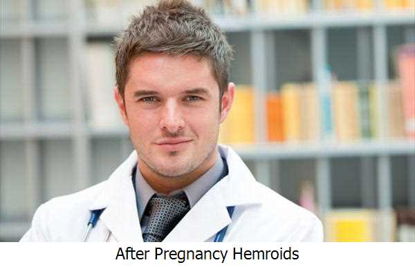 After Pregnancy Hemroids
