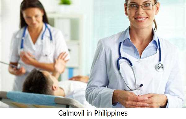 Calmovil in Philippines