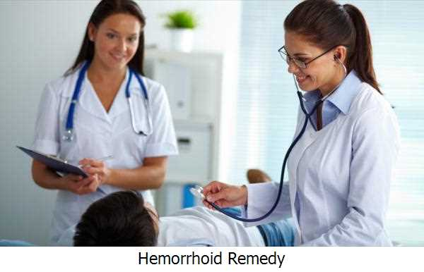 Hemorrhoid Remedy