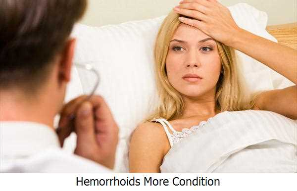 Hemorrhoids More Condition_