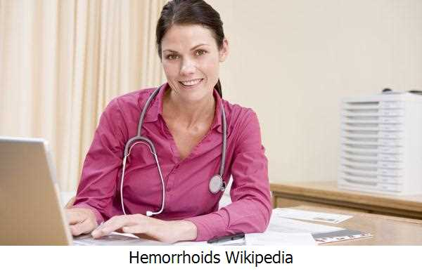 Hemorrhoids Wikipedia