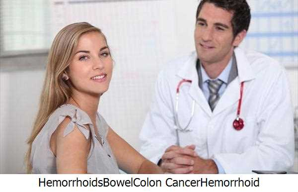Hemorrhoids,Bowel,Colon Cancer,Hemorrhoid