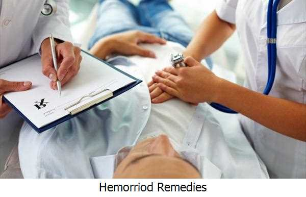 Hemorriod Remedies