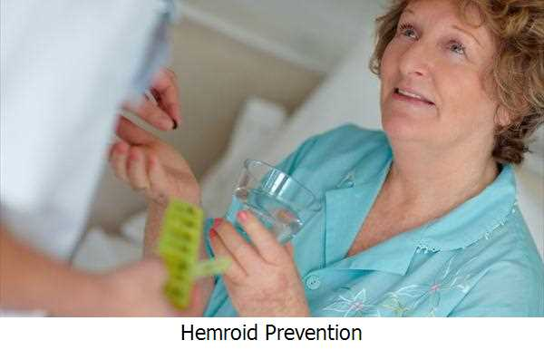 Hemroid Prevention
