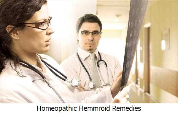 Homeopathic Hemmroid Remedies