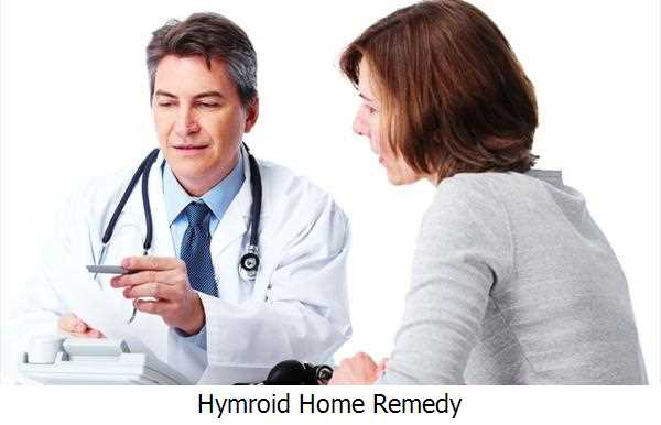Hymroid Home Remedy