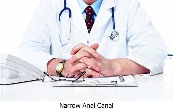 Narrow Anal Canal