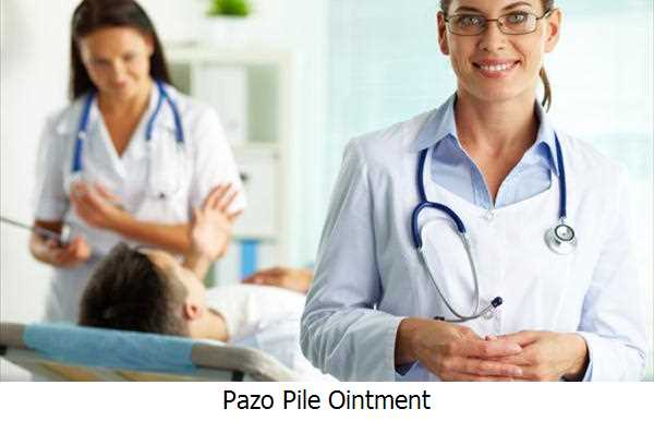 Pazo Pile Ointment